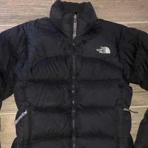 Vintage 90's THE NORTH FACE Nuptse 700 Down Jacket